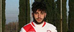 Sport - Calcio - Nuova Monterosi - L'ultimo acquisto Stefano Greco