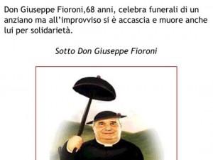 La vignetta su Fioroni