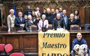 Premio Maestro Fardo 2015 - Foto di gruppo