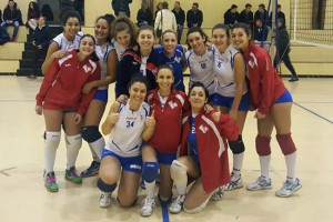 Sport - Pallavolo - Le ragazze della Sporting Viterbo