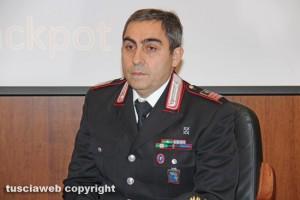 Angelo Fazzi, comandante Norm di Ronciglione