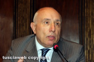 Viterbo - Il presidente dell'Ordine degli ingegneri, Paolo Bacchiarri