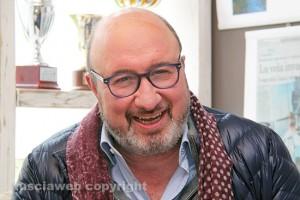 Sport - Marco Sabatini, presidente del Tennis club Viterbo