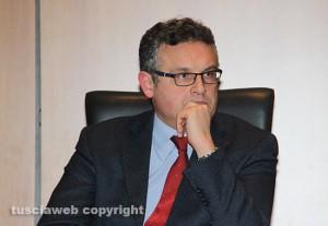 Carlo Mezzetti, segretario della camera penale viterbese