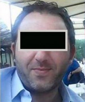 Viterbo - Carabinieri - Operazione House keys - L'arrestato Alessandro Fogler