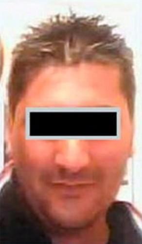 Viterbo - Carabinieri - Operazione House keys - L'arrestato Ernesto Cataudella