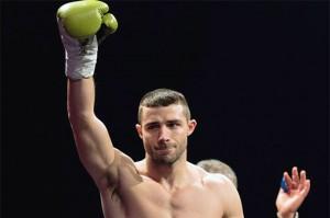 Sport - Boxe - Il pugile Giovanni De Carolis