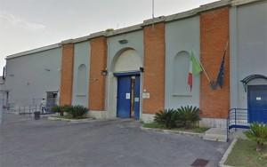 Roma il carcere di Rebibbia