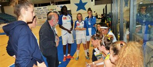 Sport - Basket - Le ragazze della Defensor Viterbo