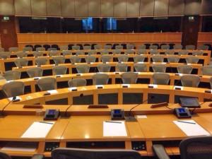 Bruxelles - Il Parlamento Europeo