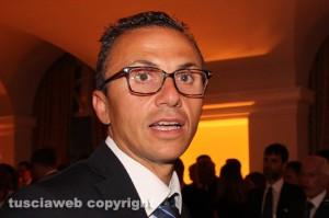Il presidente dell'Ance, Andrea Belli
