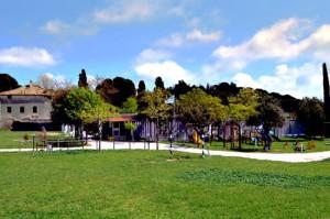 Tarquinia - La cittadella di Semi di pace