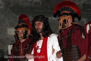 Viterbo - La processione del Cristo morto