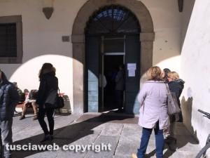 Viterbo - Comune - Uffici anagrafe chiusi per mancanza di personale