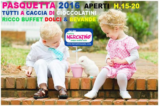 Pasquetta 2016 al mercatino aperti per golosit for Mercatino usato viterbo