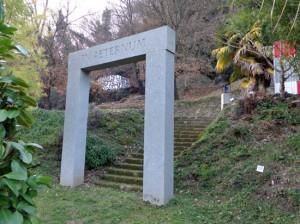 """Civitella d'Agliano - Il giardino """"La serpara"""""""