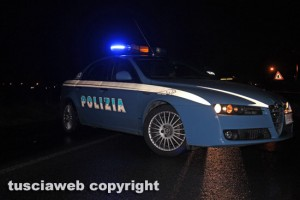 Polizia - Squadra volante