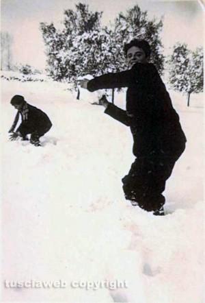 Sessant anni fa il nevone - Pagine da colorare croci ...