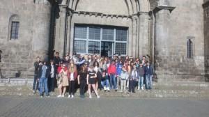 Montefiascone - Gemellaggio dell'istituto Molinari con Copenhagen