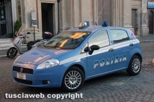 Tarquinia - Polizia stradale