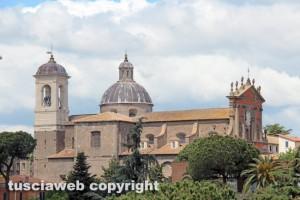 Viterbo - Chiesa della Trinità
