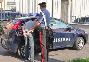 Carabinieri - Un arresto