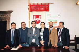 Orte - Mazzoli, Ciocchetti, Marini, Egidi, Panunzi
