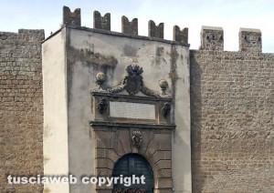 Viterbo - Porta della Verità