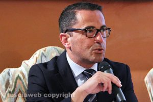 Viterbo - Andrea De Simone, segretario Confartigianato imprese di Viterbo
