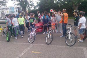 Montefiascone - Mattinata conclusiva per i corsi sulla sicurezza stradale