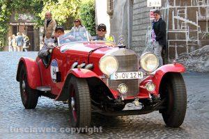 Sport - Motori - La Mille miglia a Viterbo