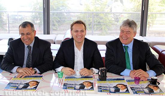 Enrico Maria Contardo, Armando Siri e Umberto Fusco