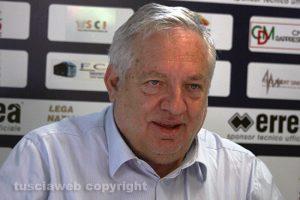 Sport - Calcio - Viterbese - Il patron Piero Camilli