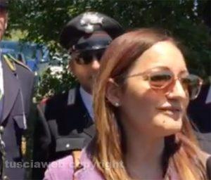 Montefiascone - Madre e figlio trovati morti - La pm Chiara Capezzuto