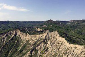 Lubriano - La valle dei Calanchi