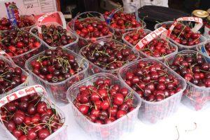 Celleno - Un'immagine della festa delle ciliegie