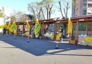 Viterbo - Il mercato di Campagna amica