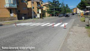 Viterbo - Via Vico Squarano