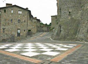 Bassano in Teverina - Il borgo