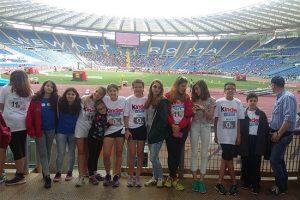 Sport - I ragazzi dell'Atletica Vetralla