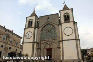 San Martino al Cimino - Abbazia cistercense