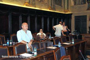 Viterbo - Il consiglio comunale andato saltato - Luigi Maria Buzzi