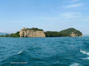 Lago di Bolsena - Isola Bisentina