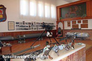 Orte - Il centro logistico armamento - Il museo della armi