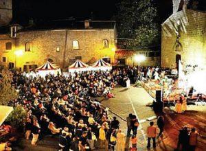 Viterbo - JazzUp festival a piazza del Gesù