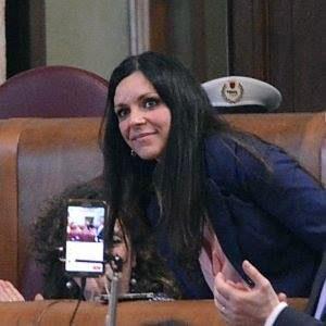 L'assessora ai trasporti del comune di Roma - Linda Meleo
