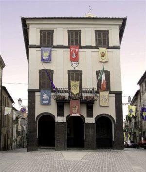 Valentano - Palazzo comunale