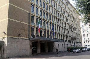 La Corte dei conti a Roma