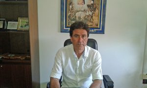 Maurizio Lacchini - Sindaco di Marta