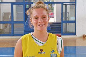 Sport - Pallacanestro femminile - Ants - Stefania Maroglio